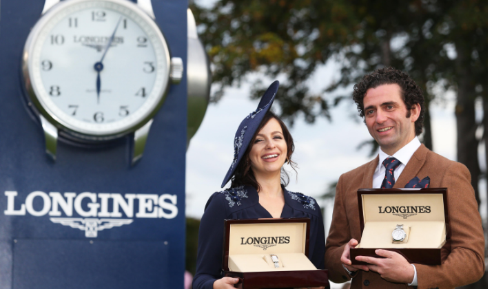 Longines Prize for Elegance - Irish Champions Weekend