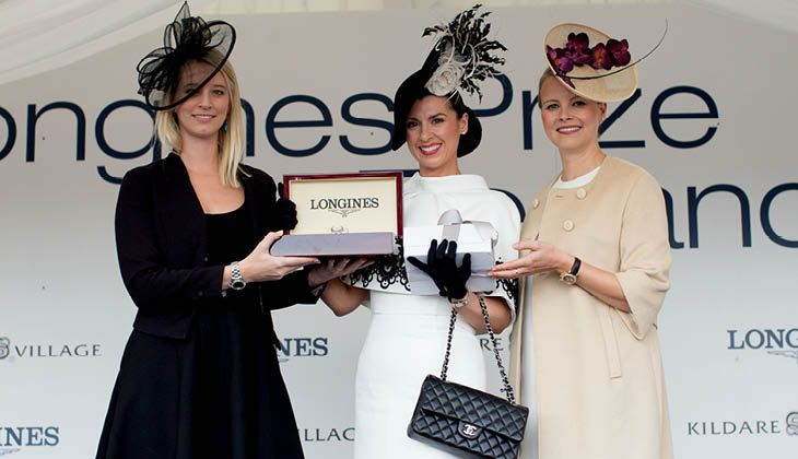 Longines Prize for Elegance The Curragh