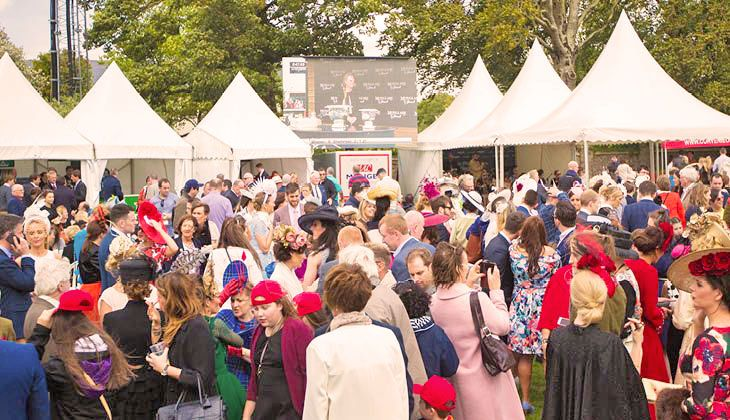 Kildare's Food heritage - food fair and The Curragh Garden Plaza