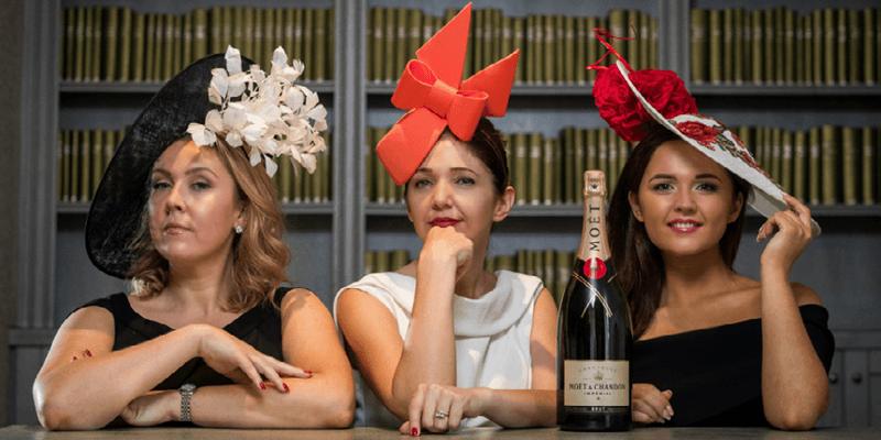 Moet and Chandon Champion Hat